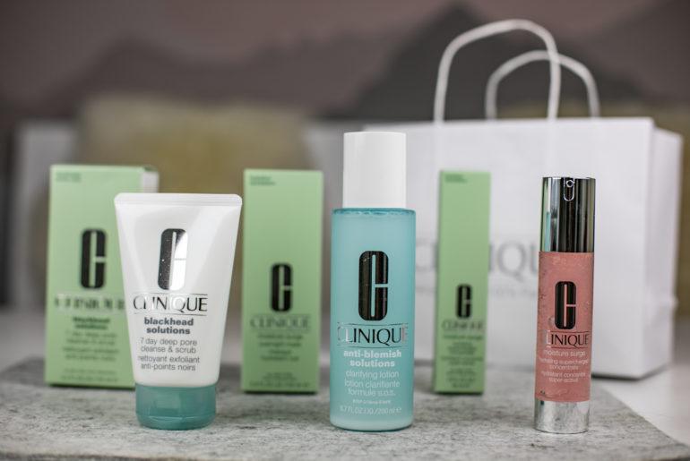 Reine Haut mit Clinique Hautpflege