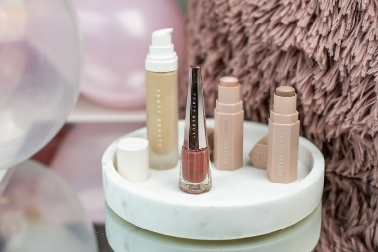 Fenty Beauty Essentials & Swatches