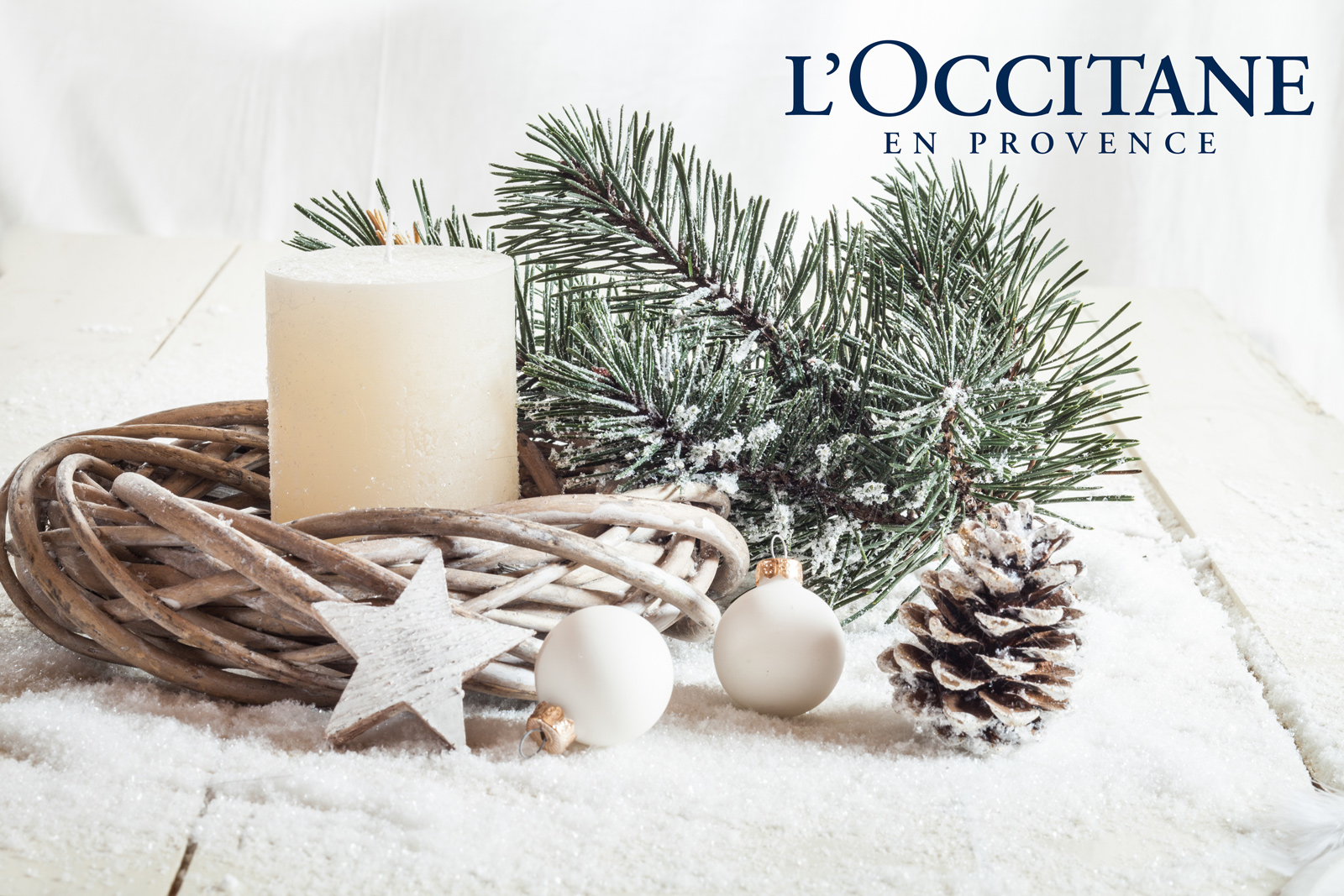 gewinnspiel 2 advent mit l 39 occitane violetfleur. Black Bedroom Furniture Sets. Home Design Ideas