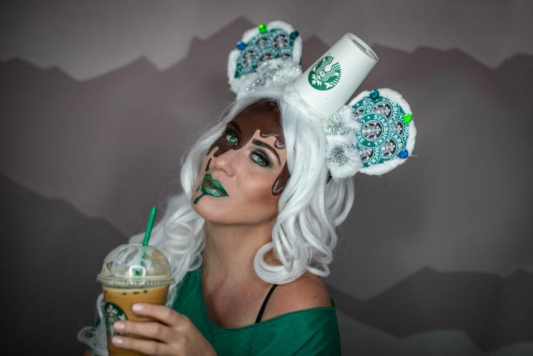 StarbucksMouse – #NYXCosmeticsFaceAwards
