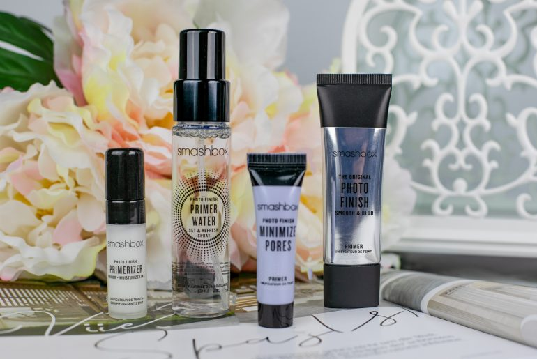 Smashbox Try Me Face Primer Set – First Impressions
