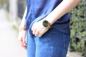 outfit-mode-fashion-jeans-denim-blue-blau-rotgold-rosegold-nude-heels-highheels-buffalo-boots-komono-1