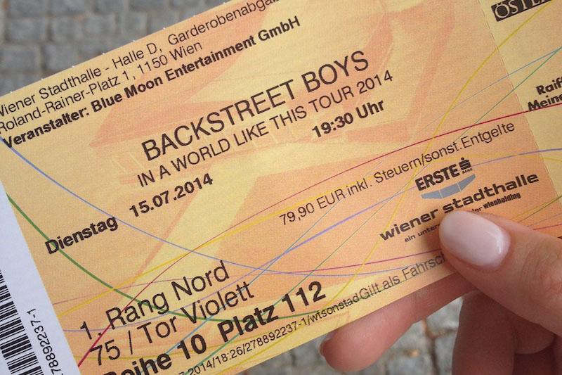 backstreet boys_ticket