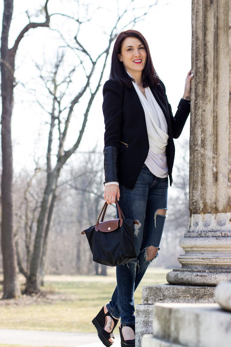 buffalo-spring-fruehling-collection-kollektion-blazer-schwarz-jeans-keilabsatz-1