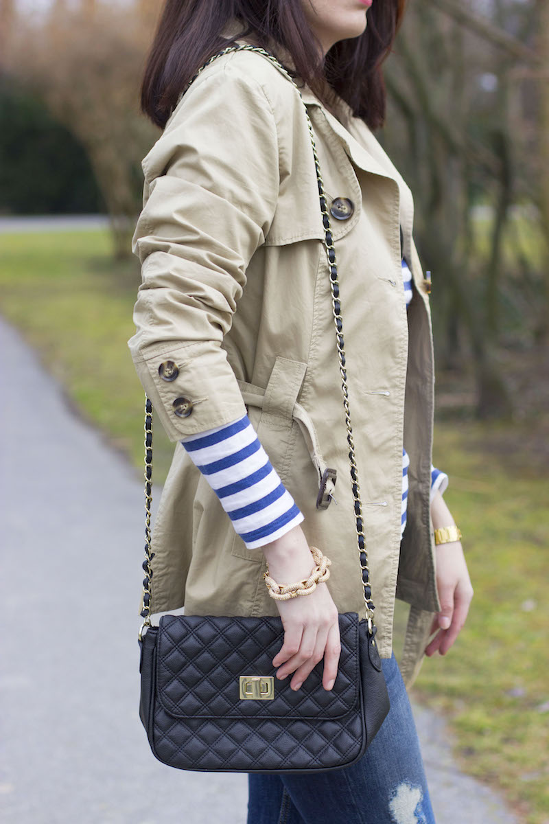 stripes-streifen-jeans-fetzenjean-trenchcoat-stepptasche-asos